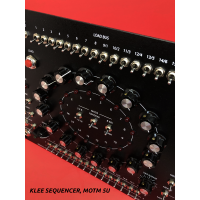 klee sequencer, motm 5U