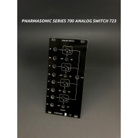pharmasonic series 700/723 analog switch
