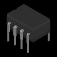 LM301AN/NOPB op amp, dip8