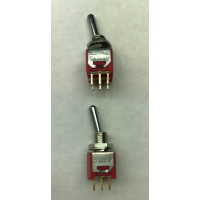 toggle switch, submini pc pin