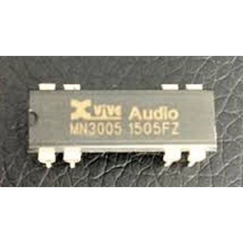 xVive mn3005 bbd clone, IC, 14 pin DIP package