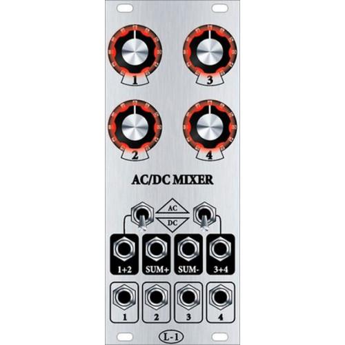 l1 ac/dc mixer. full kit, euro. 10 hp