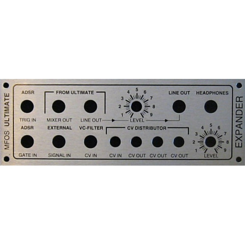 ULTIMATE EXPANDER - Aux Face Plate