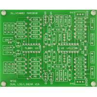 MFOS VCA Log / Lin Synth Module Bare PCB