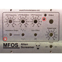 MFOS alien screamer