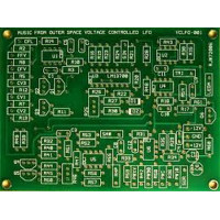 MFOS VCLFO Synth Module PCB