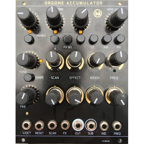 neutron sound orgone accumulator V3 SMT, euro format