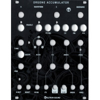 neutron sound orgone accumulator V3 SMT, black magpie version
