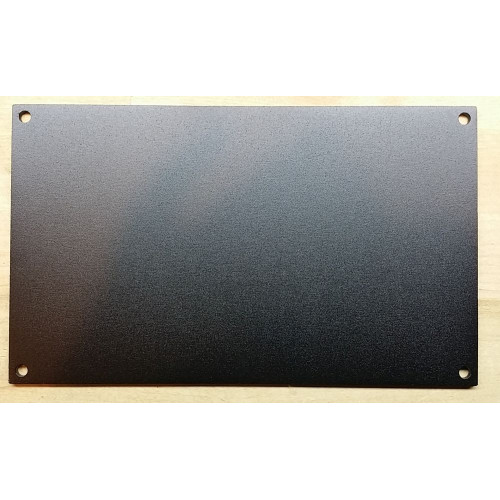 MOTM blank panel, motm, 3U