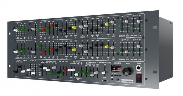 black corporation DDRM V1: Deckard's Dream Kit