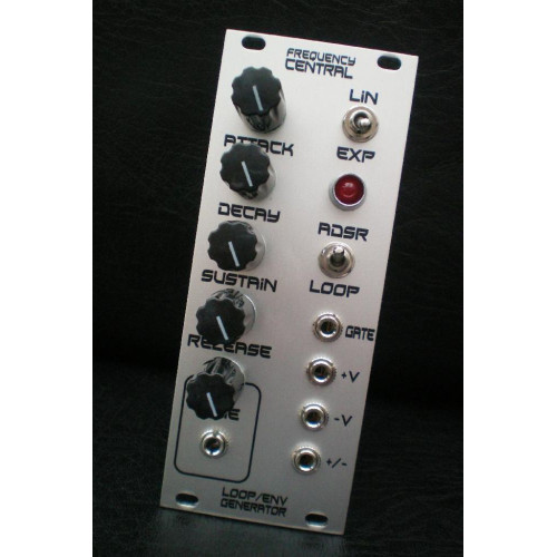 frequency central loop/env gen, kit, euro 10hp (KITFCLOOPEURO10) by synthcube.com