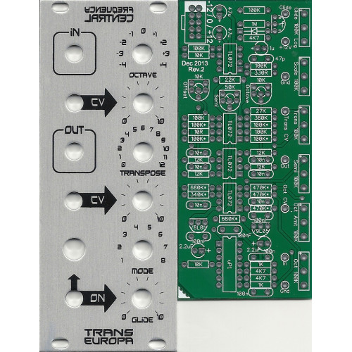 frequency central trans europa, kit, euro 10hp (KITFCTERPEURO10) by synthcube.com
