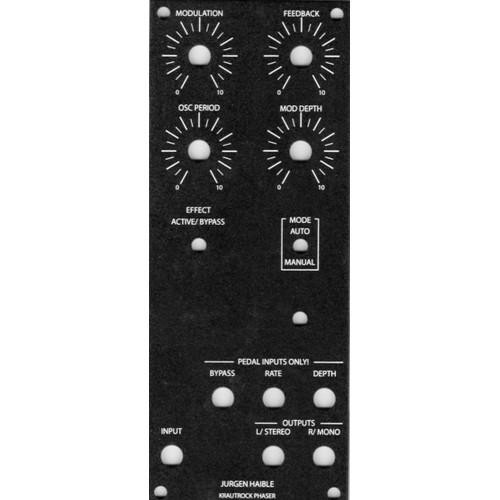 haible krautrock phaser, panel, MOTM 2U (PANJHKRCKMOTM2U) by synthcube.com