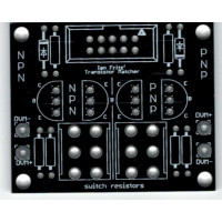 ian fritz/fonik transistor match pcb and kit