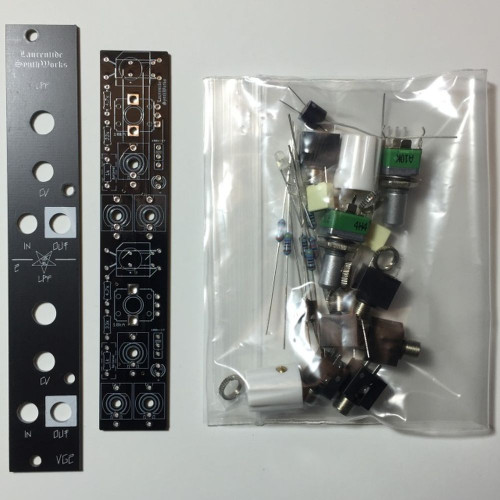 laurentide vg2, kit, euro 4 hp (KITLAVG2GEURO04) by synthcube.com