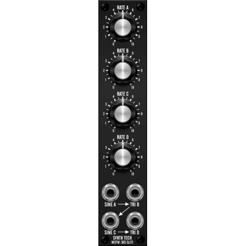 MOTM-380 quad lfo