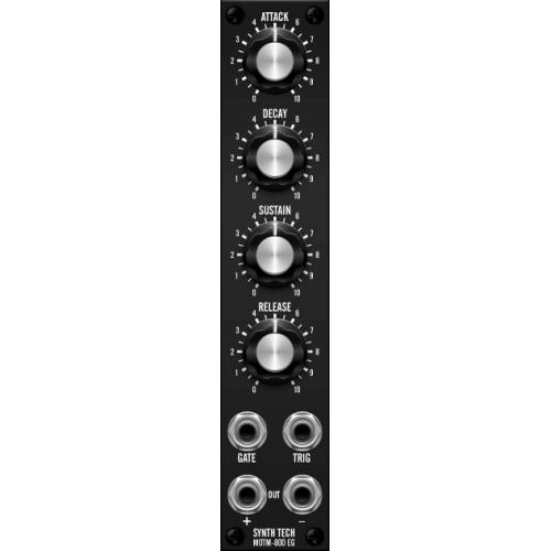 MOTM-800 eg, assembled