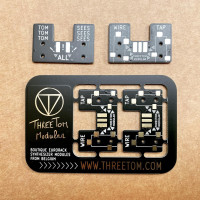 Threetom Wiretap panel (2xPCB)
