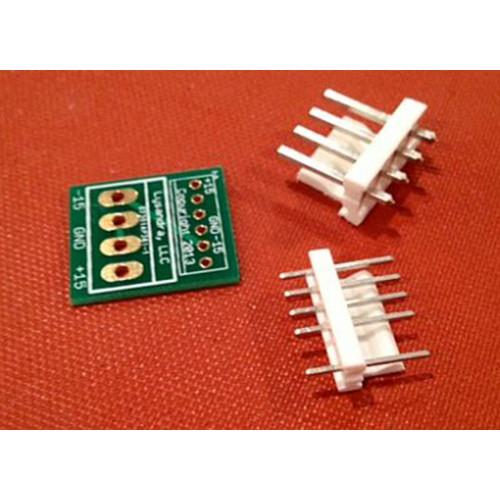 simple motm dotcom power converter pcb