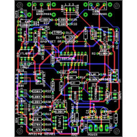 am2140 res filter, pcb only