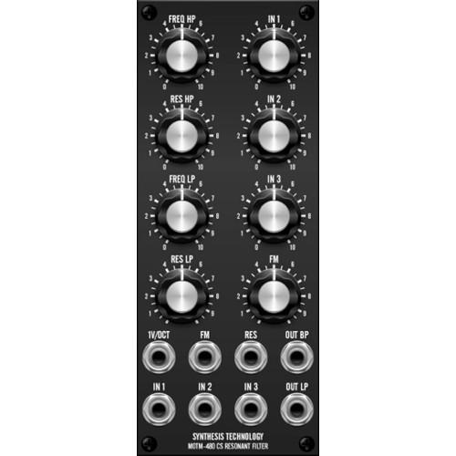 MOTM 480 CS-80 Filter, assembled