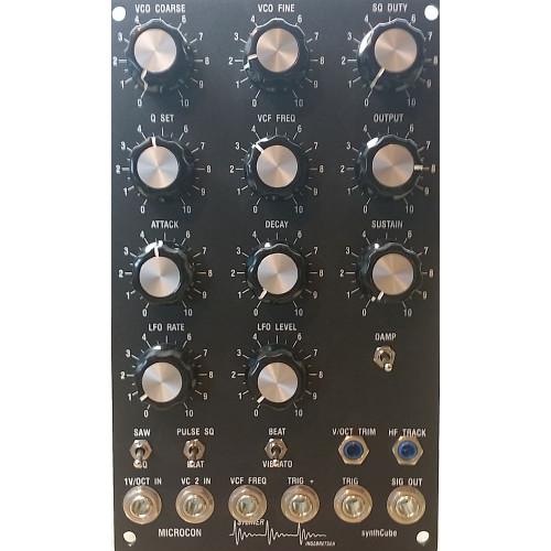 steiner microcon, motm, 3U (ASMSTMCRNMOTM3U) by synthcube.com