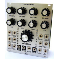 l-1 vc stereo mixer (4 channel)