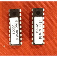 electric druid VCD01B IC, bag of 2