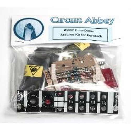 circuit abbey euroduino, kit, euro, 6hp