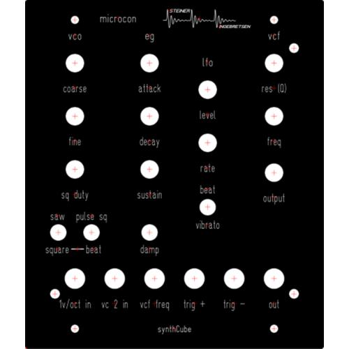 steiner microcon voice, frac, full kit, 3u wide