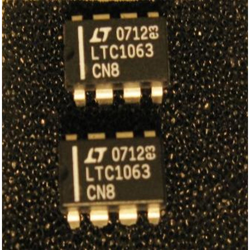 LTC1063 IC, 2 pcs
