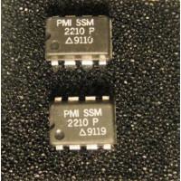 SSM2210 Dual Matched Transistor, DIP, 2 pcs