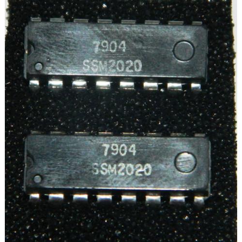 SSM2020 VCA IC, 2 pcs