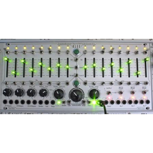 klee sequencer, full kit, euro (KITKLEE02EURO10) by synthcube.com
