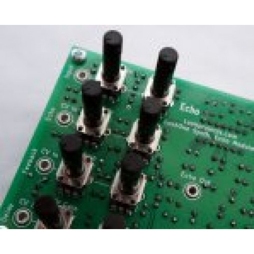 lush one echo, kit (KITLSECHONONE01) by synthcube.com