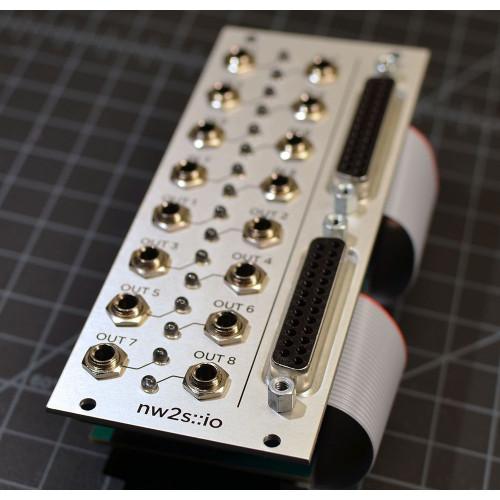 nw2s::io, unbalanced kit, euro (KITNWIOUNEURO01) by synthcube.com