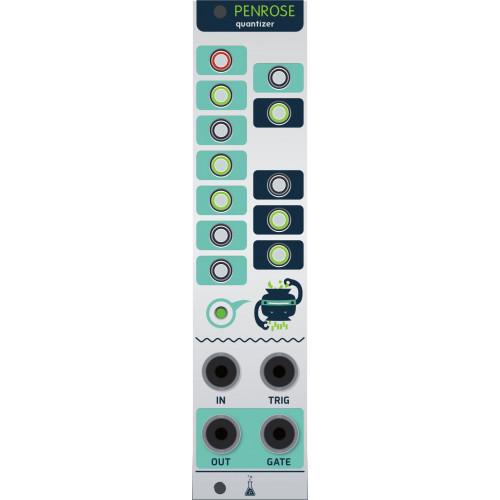 sonic potions penrose quantizer, kit, euro, 6hp