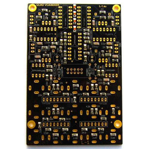 l-1 quad vca, pcb+smt , 15V