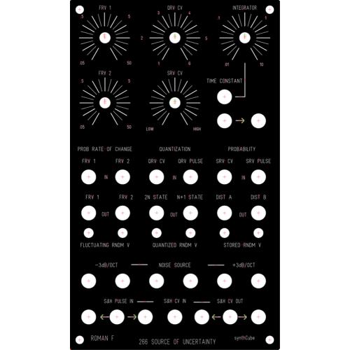 romanf 266 sou kit, motm, 3U