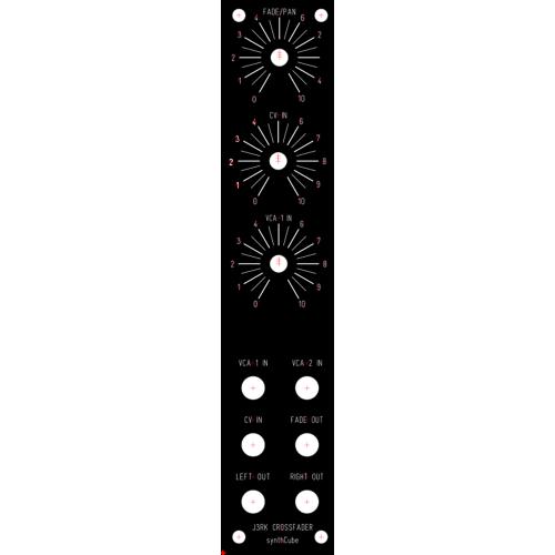 stroh modular j3rk pan/fade, full kit, motm, 1u