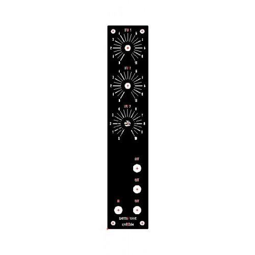 barton wave animator, kit, MOTM 1U
