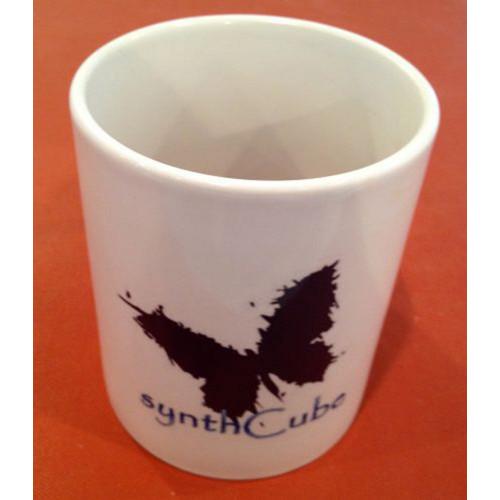 synthCube hot beverage mug