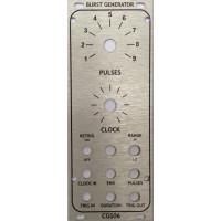 cgs006 burst generator, rsfc euro panel