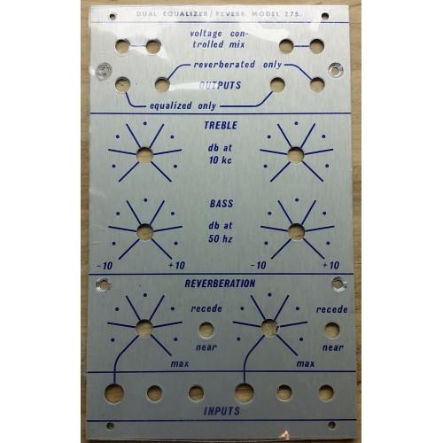275r, panel, 4U (PANRF275XBUCH01) by synthcube.com
