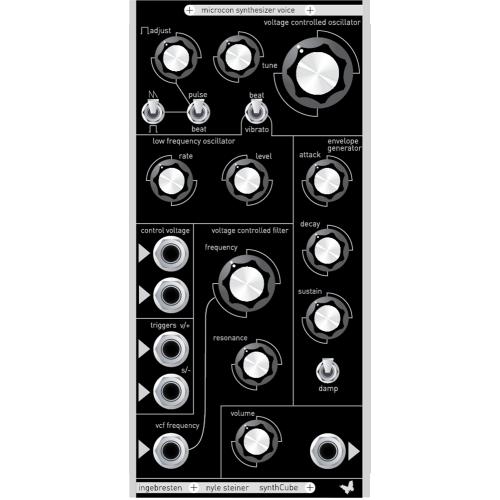steiner microcon voice, full kit, dotcom, 2U