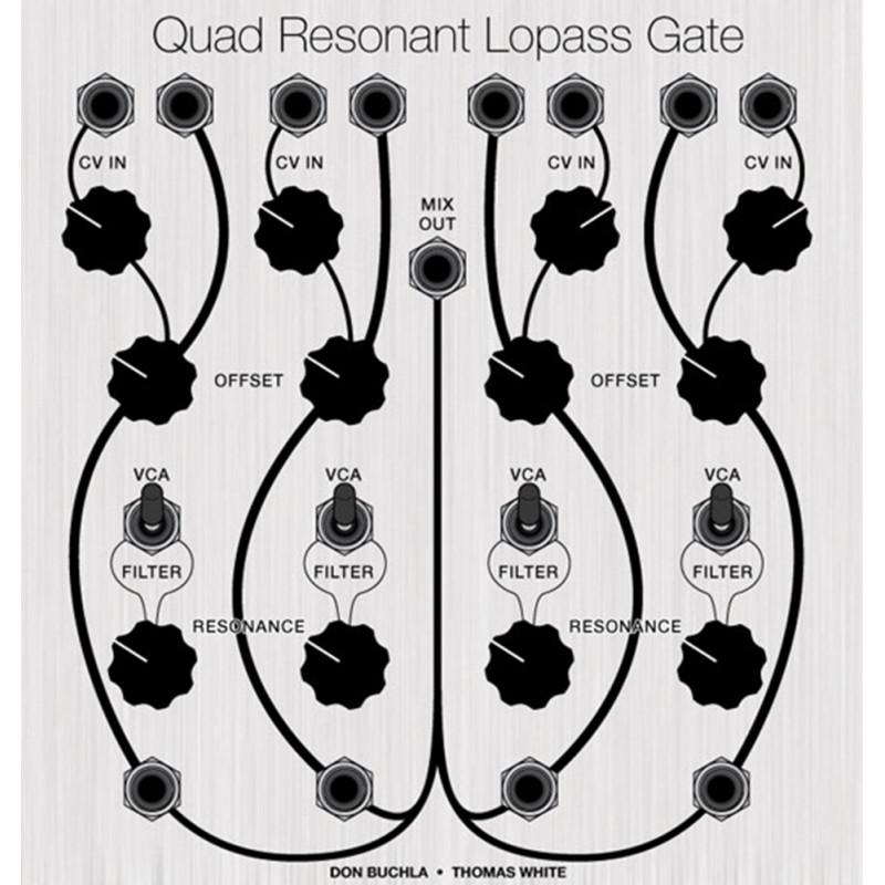 dj thomas white lpg, quad euro panel/pcb bundle (KITTWQLPGEURO01) by ...