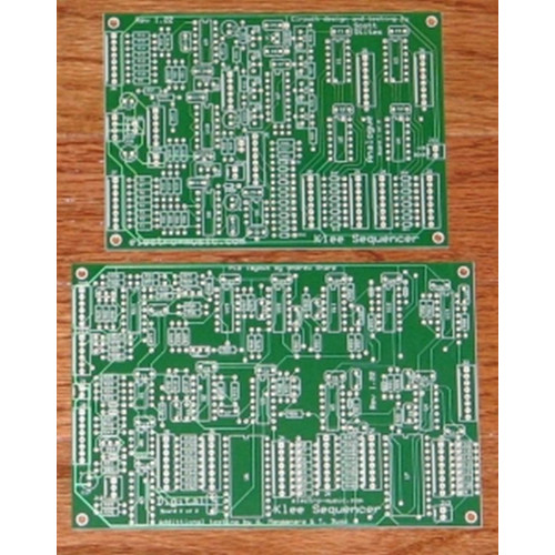 klee sequencer, original 2 pcb set
