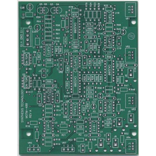 synthesis technology MOTM-480 cs-80 vcf, pcb only