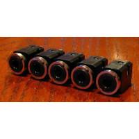 3.5mm jack, stereo LJE0352-4R