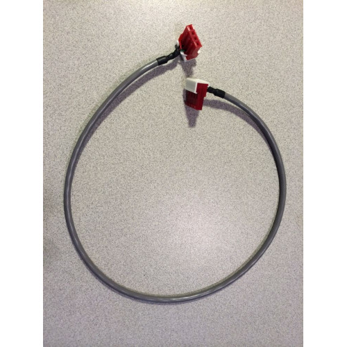 power cable, 0.156MTA 4-pin, MOTM & Frac, 18 inches (PRTPWRCBLMOTM18) by synthcube.com